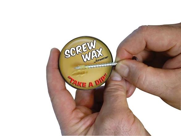 screw-wax